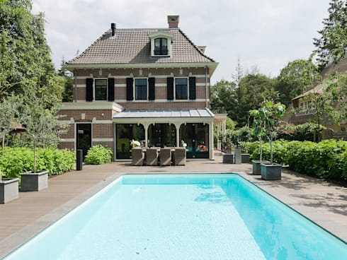 Villa te zeist by friso woudstra architecten bna b v homify