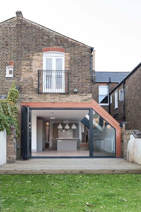 Kensal Rise House:  Windows  by Blankstone
