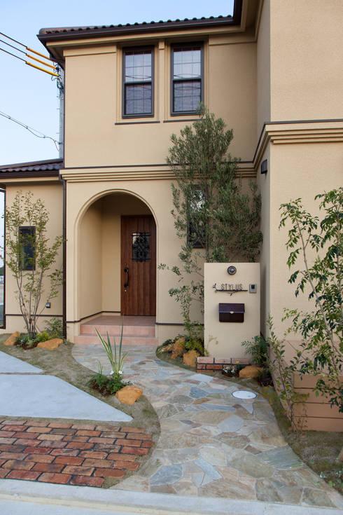 庭: 有限会社スタイラス / THE HOUSE OF STYLUSが手掛けたです。