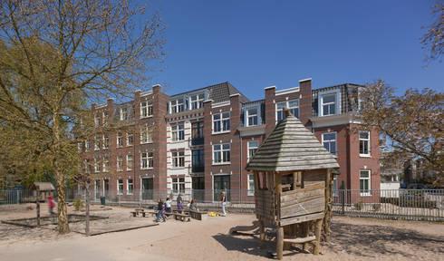Appartementen te nijmegen von friso woudstra architecten bna b v