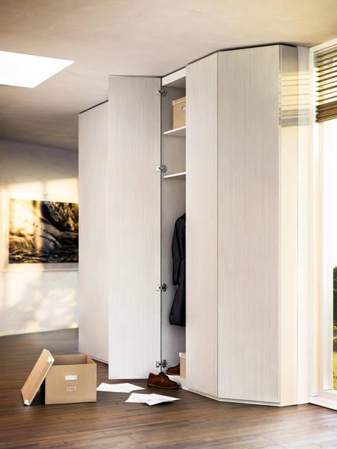 Corridor, hallway & stairs by de-cube