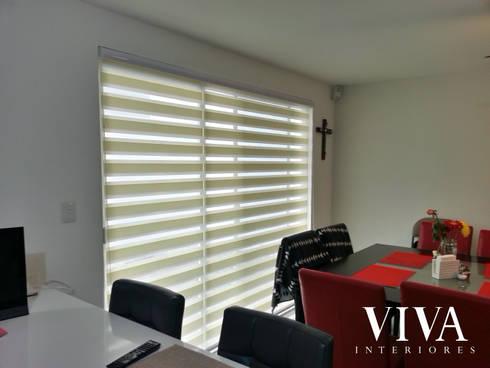 Marbella 1205: Comedores de estilo minimalista por VIVAinteriores