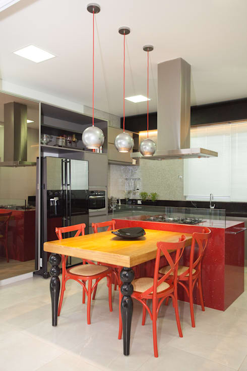 classic Kitchen by Projecta Arquitetura