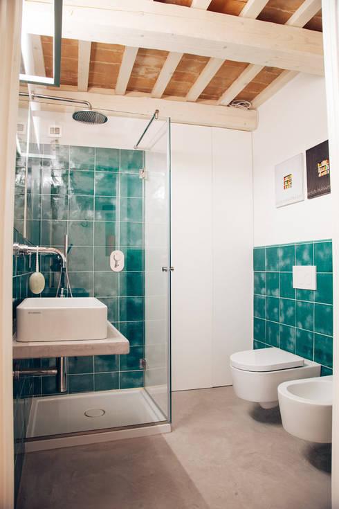 حمام تنفيذ Ossigeno Architettura