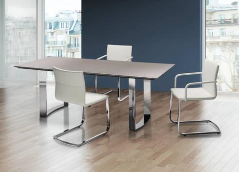 Modern Dining Room By Bacher Tische M.
