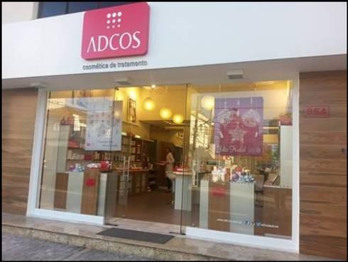 LOJAS ADCOS:   por ACP ARQUITETURA