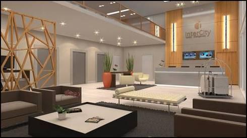 HOTEL INTERCITY – MANUAL DE PADRONIZAÇÃO:   por ACP ARQUITETURA