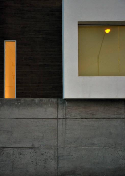 fc3arquitectura:  tarz Duvarlar