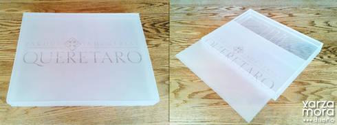 Caja de documentos:  de estilo  por Xarzamora Diseño