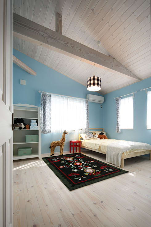 Dormitorios infantiles de estilo clásico por dwarf