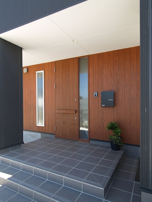 右松の家: ai建築アトリエが手掛けた家です。