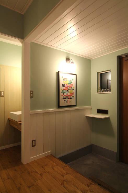 Corridor & hallway by dwarf