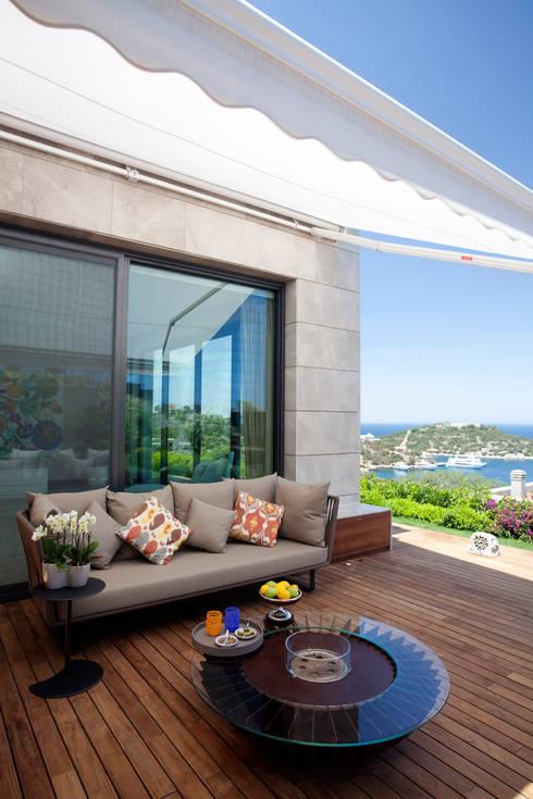 Private villa - mandarin oriental resort, turkey автор - gla.