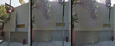 Casa Parral 62: Casas de estilo moderno por simbiosis ARQUITECTOS