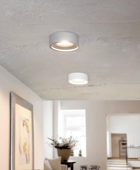 Projekty,  Salon zaprojektowane przez click-licht.de GmbH & Co. KG