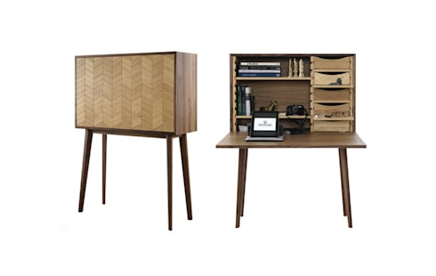 MISTER SIDEBOARD: Casa  por Wewood - Portuguese Joinery