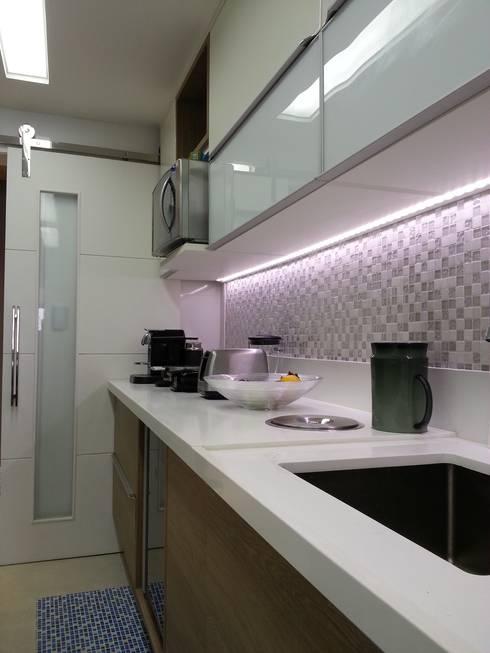 Paredes  por Lucio Nocito Arquitetura e Design de Interiores
