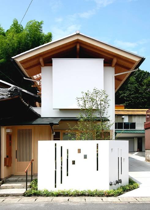 房子 by アンドウ設計事務所
