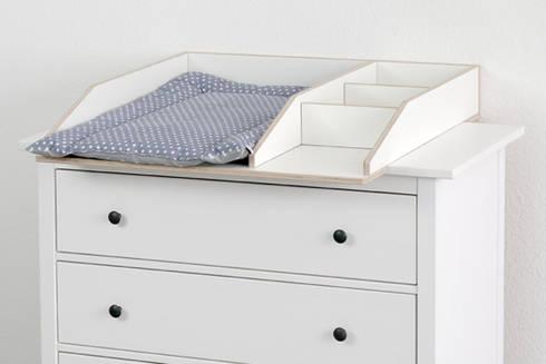 v xla wickelaufsatz f r ikea kommode hemnes und malm von. Black Bedroom Furniture Sets. Home Design Ideas