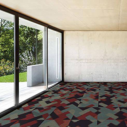 Tapetes: Sala de estar  por Gohome