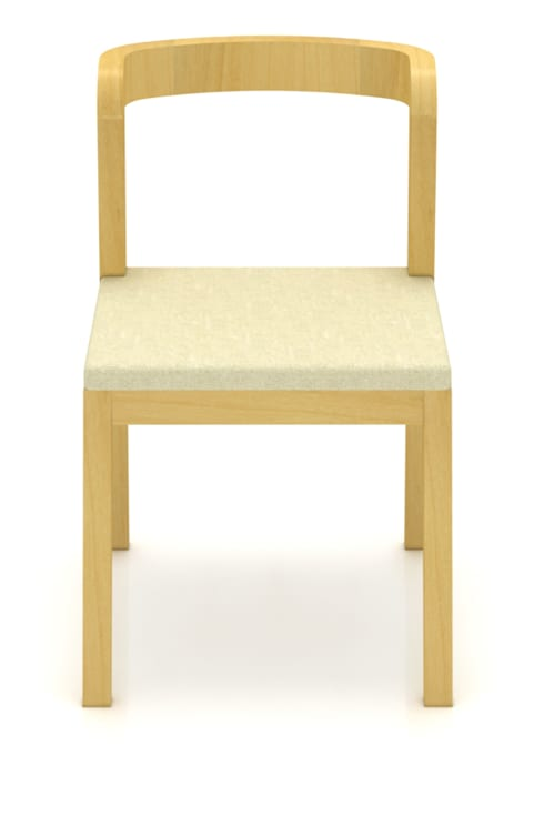 Silla - Priani: Salas de estilo minimalista por diesco