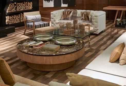 Decora Líder Belo Horizonte – Sala de Estar: Salas de estar modernas por Lider Interiores