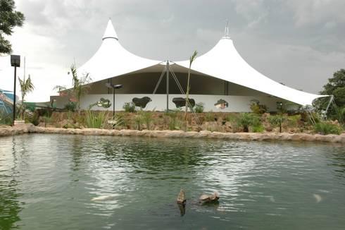 PARQUE ENG. SALVADOR ARENA - SÃO BERNARDO DO CAMPO: Locais de eventos  por RB ARCHDESIGN