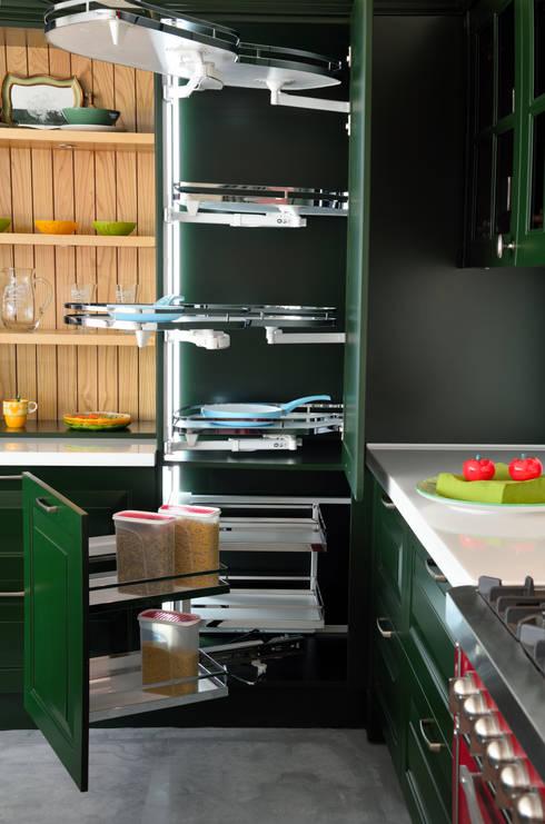 Kitchen by Bodrum Femaş Mobilya