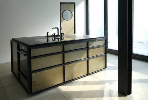 wohnung 1 von boehning zalenga koopx architekten homify. Black Bedroom Furniture Sets. Home Design Ideas