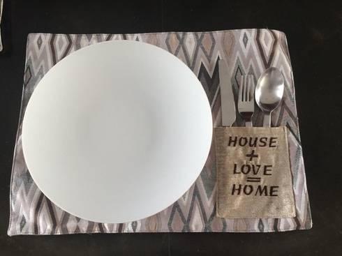 CHIC TABLE: Cocina de estilo  por Chic Table