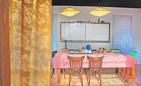 Casa Clemente: Cocinas de estilo moderno por Juan Carlos Loyo Arquitectura
