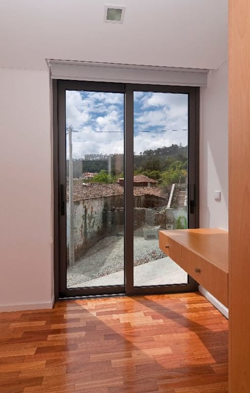 Slaapkamer door 136F - Arquitectos