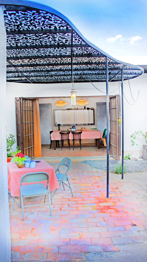 Terrazas de estilo  por Juan Carlos Loyo Arquitectura