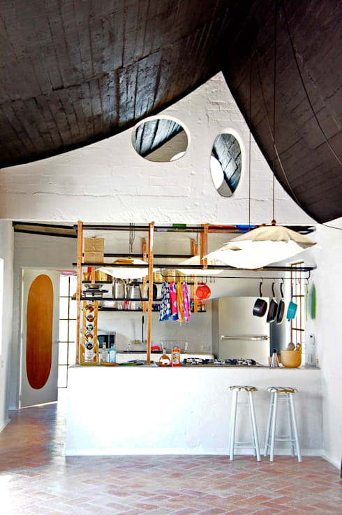Comedores de estilo  por Juan Carlos Loyo Arquitectura