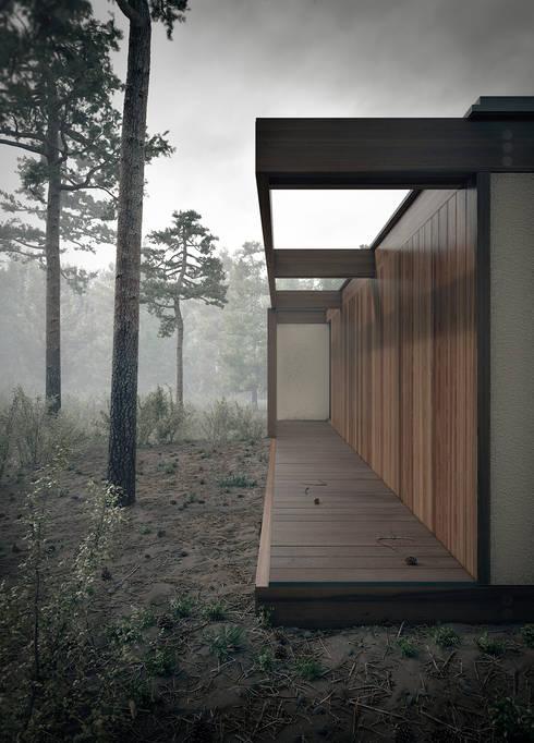 Treevillas:   por Metro Cúbico Digital