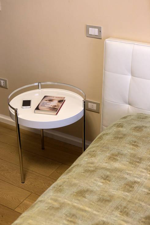 Bedroom by QUADRASTUDIO