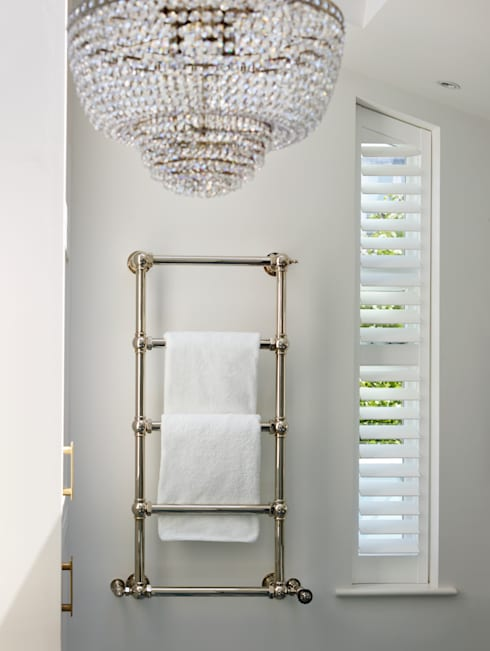 Victorian Terrace House, South-West London: country Bathroom by Drummonds