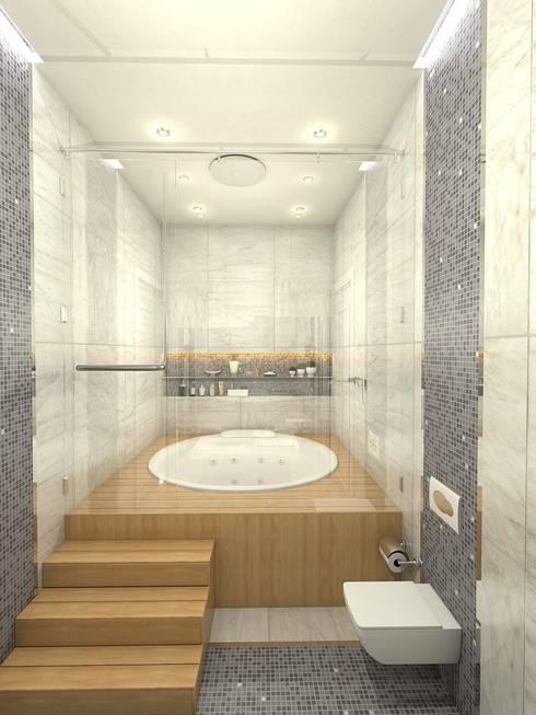Murat Aksel Architecture – Housing:  tarz Banyo