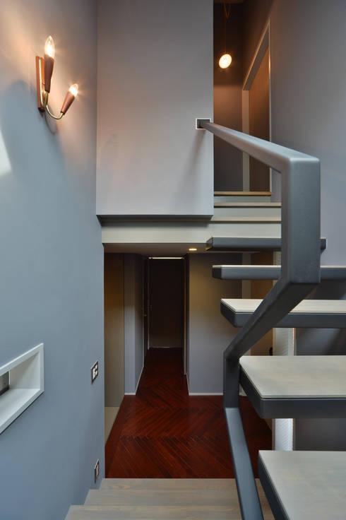 Corridor, hallway by Nobuyoshi Hayashi