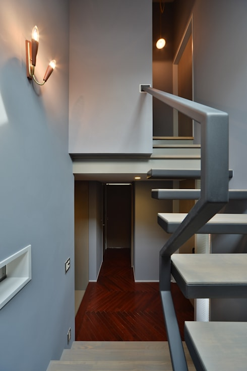 Koridor dan lorong by Nobuyoshi Hayashi