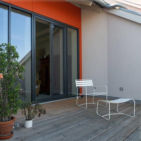 wohnen und arbeiten im gr nderzeithaus von planungsgruppe barthelmey homify. Black Bedroom Furniture Sets. Home Design Ideas