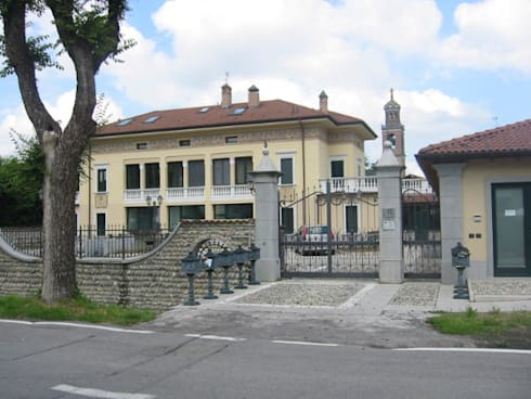 Ristrutturazione interna della ex scuderia di una casa signorie a trescore balneario bg di - Ristrutturazione interna casa ...