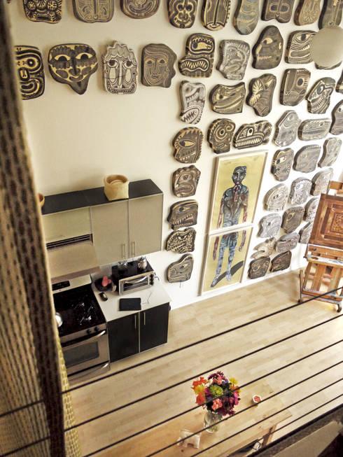客廳 by Juan Carlos Loyo Arquitectura