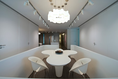 APM:  Offices & stores by Atelier Design N Domain