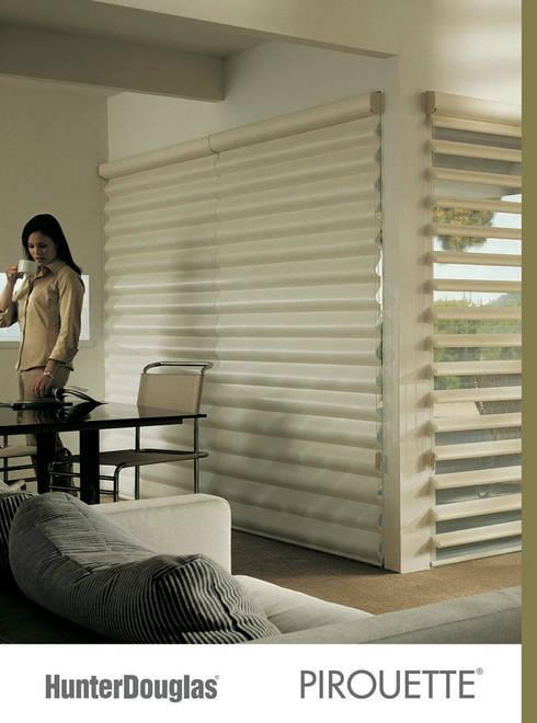 Pirouette®: Comedores de estilo minimalista por Dekorier Interiores