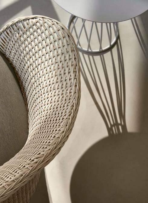 Decora Lider Rio de Janeiro - Galeria Lattoog Design: Terraços  por Lider Interiores