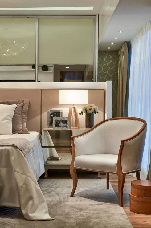 Спальни в . Автор – Lider Interiores