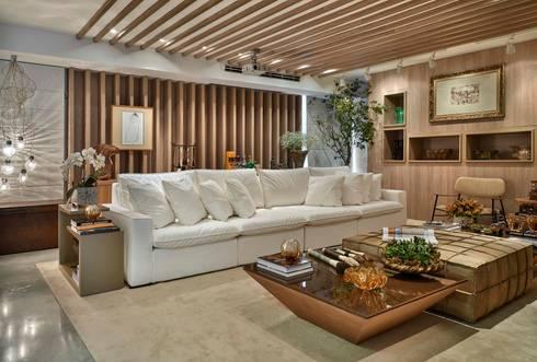 Decora Lider Salvador - Home HaiFatto: Salas de estar modernas por Lider Interiores
