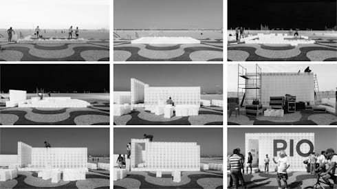 Rio +20: Casas minimalistas por bARST arquitetura e urbanismo