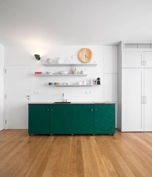 a: Cozinhas modernas por fala